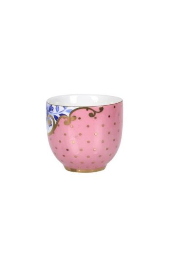 Royal egg cup pink
