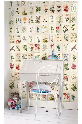 wallpower-non-woven-flowers-pink-multicolour-pip-studio-botanical-lan