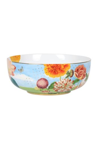 XL Royal bowl multicoloured