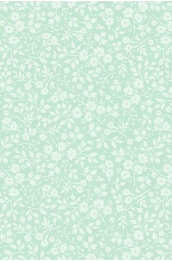 Pip Studio Lovely Branches wallpaper green