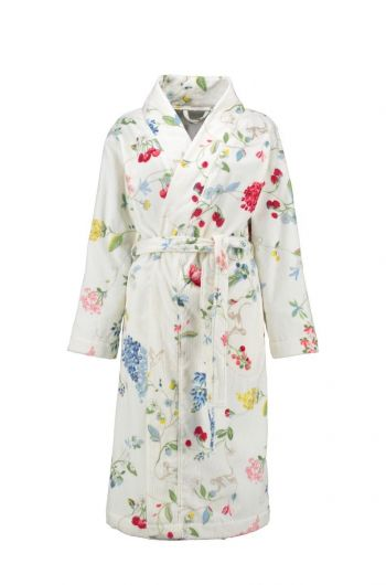 Bathrobe Hummingbirds White