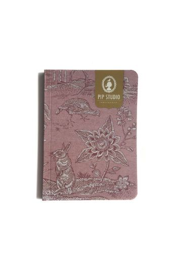 Notebook Small Forest Duotone Pink