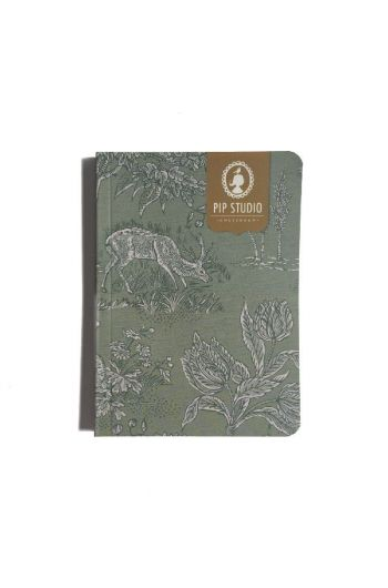 Notebook Small Forest Duotone Green
