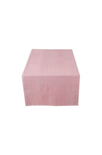Spring to Life Table Runner Lacy Pink