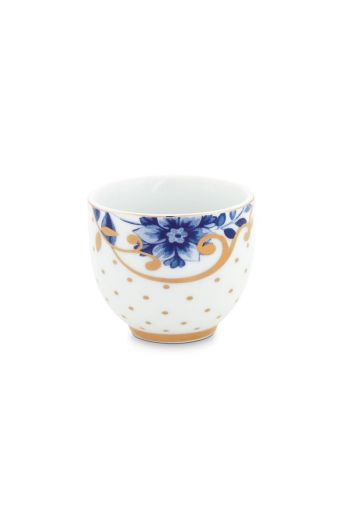 Royal White Egg Cup