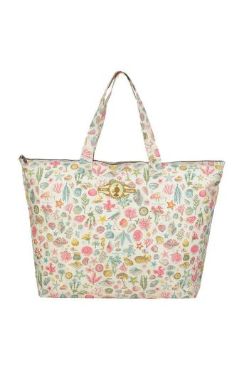 Beach Bag Little Sea White