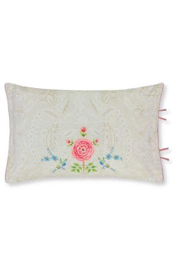 Cushion Yes Madam rectangle Khaki