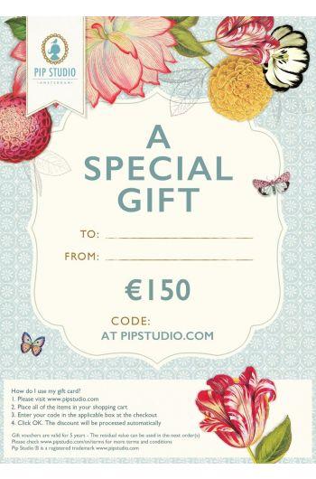 E-Gift Voucher €150
