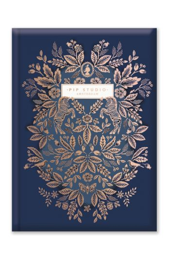 Notizbuch A5 Moon Delight Blau
