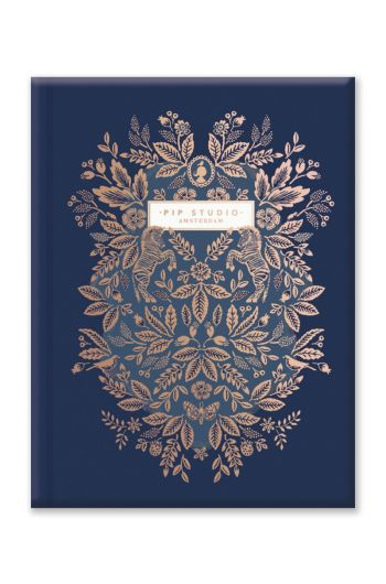 Address Book A6 Moon Delight Blue