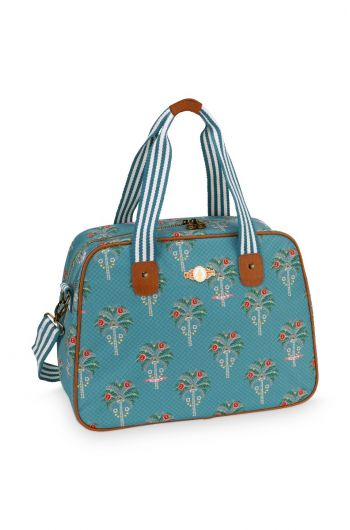 Bowlingbag Jungle Animals blue