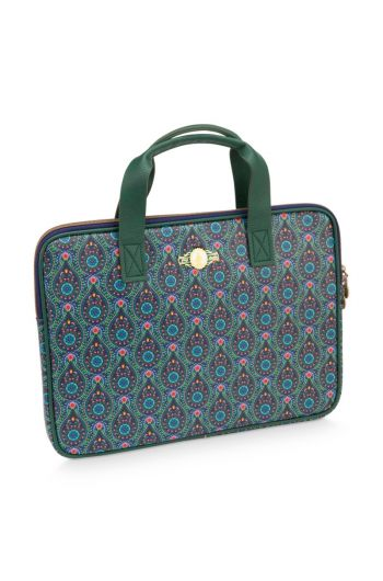 Laptoptas Moon Delight Blauw 13 inch