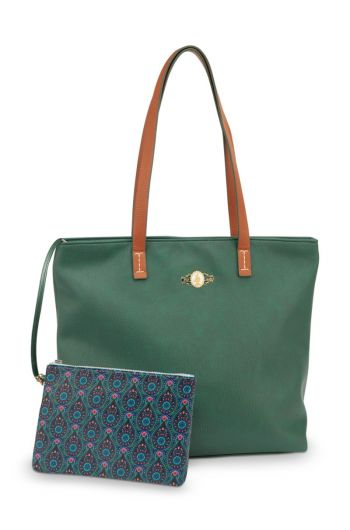 Shopper Moon Delight Groen