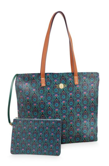 Shopper Moon Delight Blauw