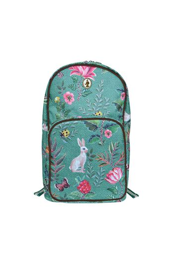 Telling Tales blue backpack