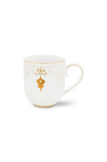 Royal Christmas Tasse groß