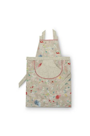 Apron Hummingbirds Khaki