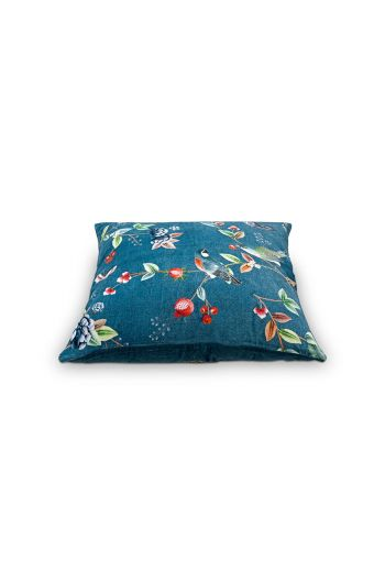 Cushion Birdy Blue