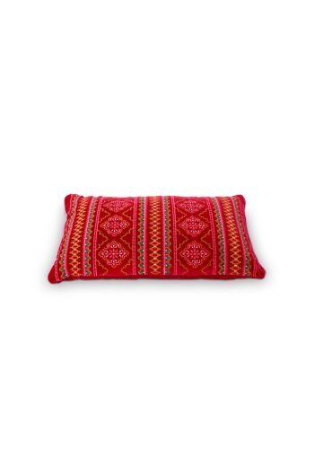 Cushion Darjeeling Red