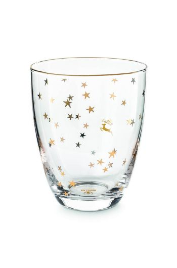 Royal Christmas Wasserglas