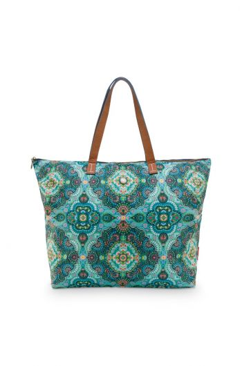Beach Bag Moon Delight Blue