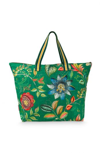 Beach Bag Exotic Garden