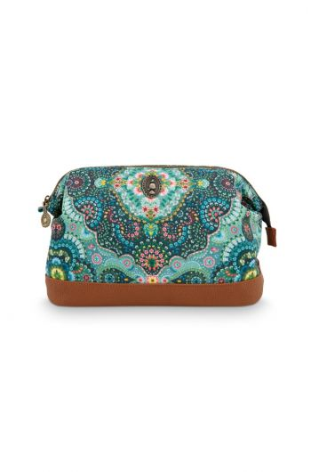 Kosmetiktasche Gross Moon Delight Blau