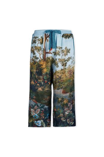 Trousers Long Winter Blooms Multi