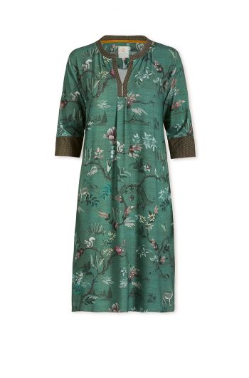 Nightdress Woodland Nights Green