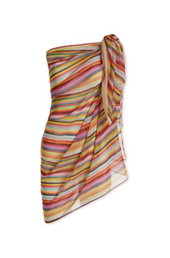 Pareo Rainbow Stripe Multi