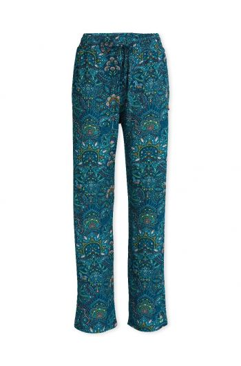 Trousers Long Sunrise Blue