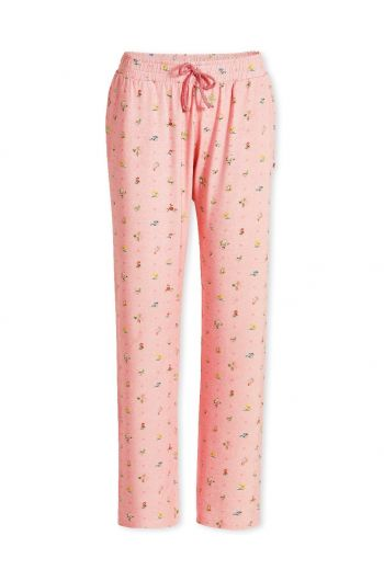 Trousers Long Moss Pink