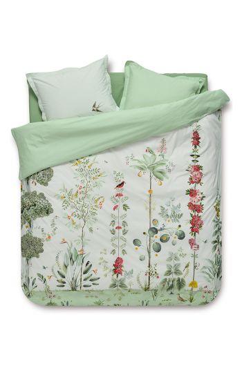 Bettbezug Babylons Garden Weiss