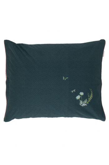 Pillowcase Babylons Stripe Dark Blue