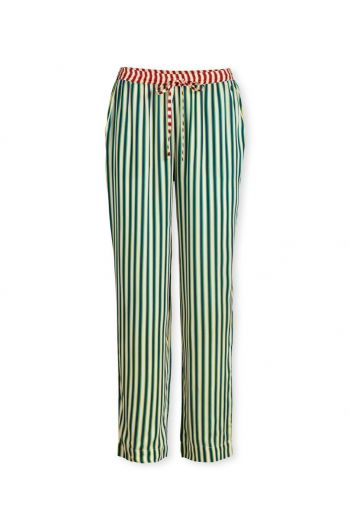 Trousers Long Sleepy Stripe Blue