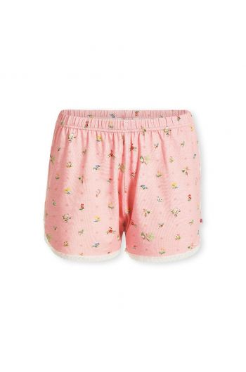 Trousers short Moss Pink