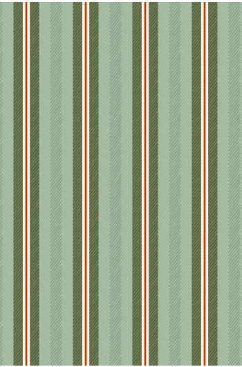Blurred Lines Wallpaper Green