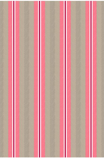 Pip Studio Blurred Lines Wallpaper Khaki / Pink
