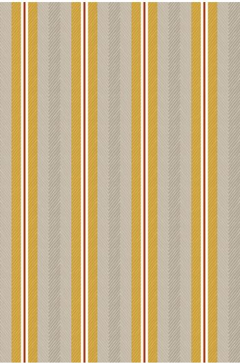 Blurred Lines Wallpaper Ocre / Caramel