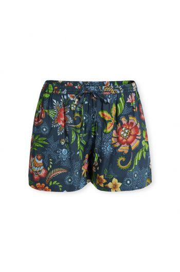 Trousers Short Medina Large Dark Blue