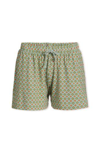 Trousers Short Habibi Green