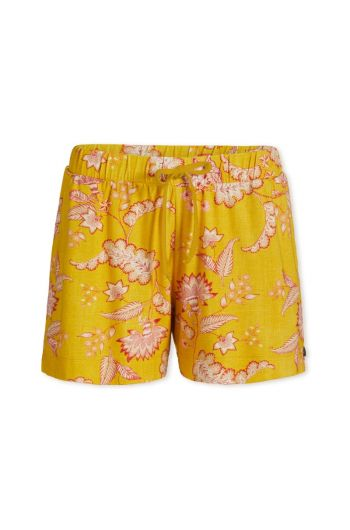 Trousers Short Jambo Yellow