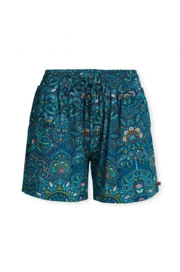 Trousers Short Sunrise Blue
