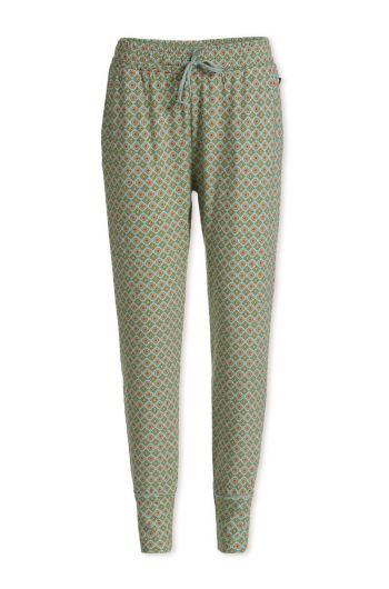 Trousers Long Habibi Green
