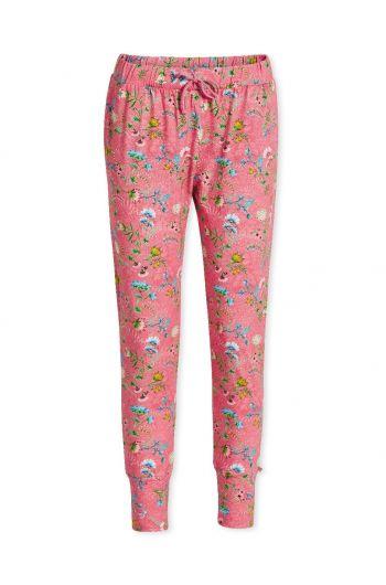 Lange broek La Majorelle roze