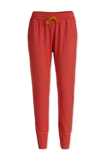 Trousers Long Twinkel Star Coral