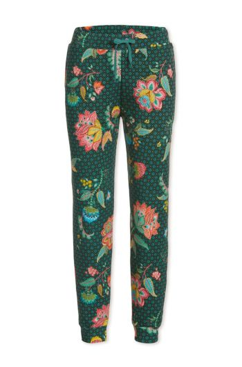 Trousers Long Jambo Jasmin Green