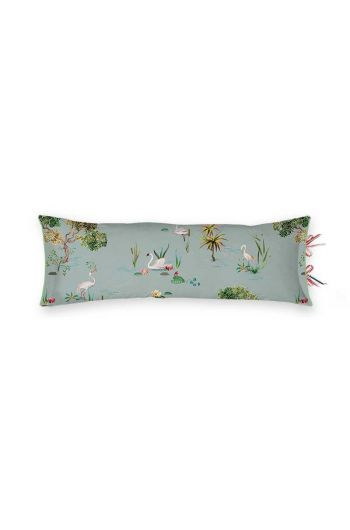 cushion-rectangle-little-swan-grey-three-flowers-pip-studio-30x90