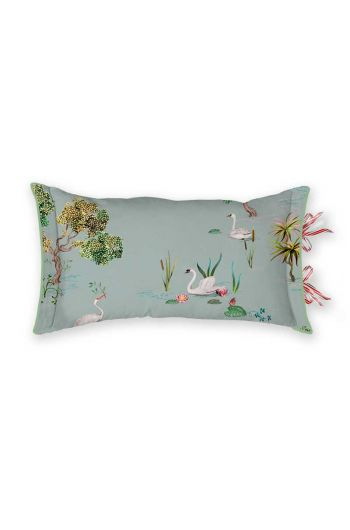 cushion-rectangle-little-swan-grey-three-flowers-pip-studio