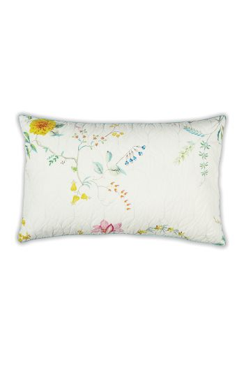 cushion-rectangle-quilted-fleur-grandeur-white-pip-studio